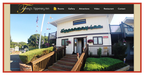 Web site for Kenny's Tipperary Inn