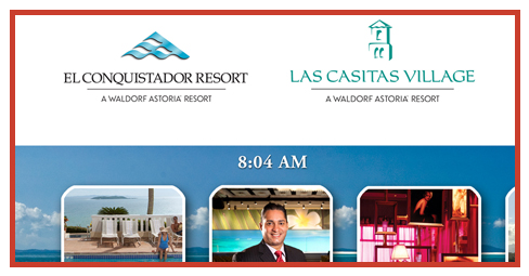 Mobile App for El Conquestador Resort